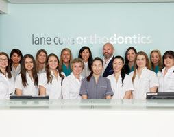 Lane Cove Orthodontics team